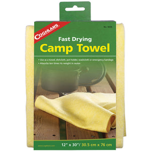 Fast Drying Camp Towel