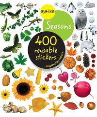 Reusable Stickers - Seasons