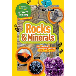 Field Guide - Rocks & Minerals