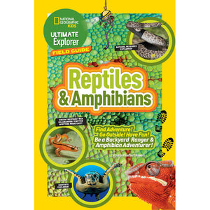 Field Guide - Reptiles & Amphibians
