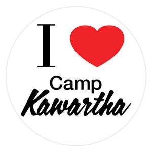 Camp Kawartha Sticker
