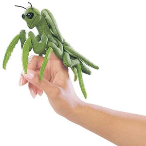 Praying Mantis - Folkmanis Finger Puppet