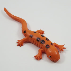 Rubber Salamander - Orange