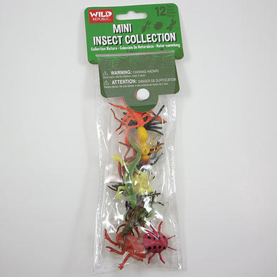 Polybag of Mini Insects