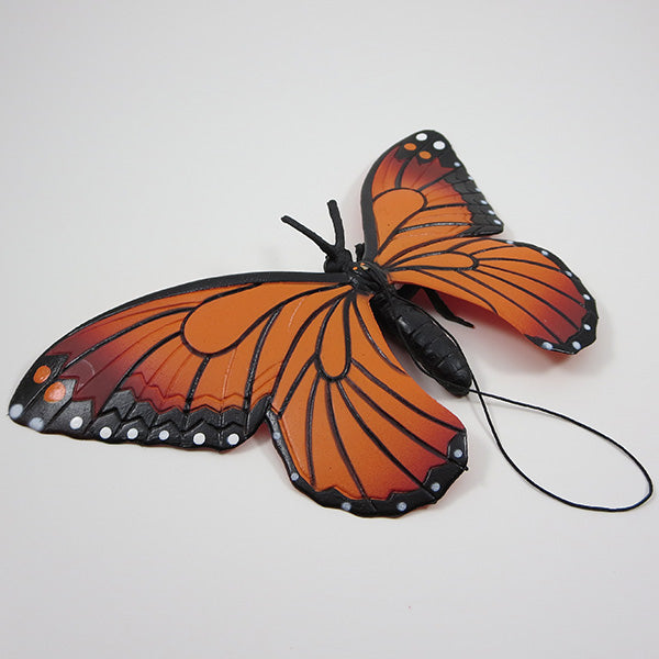 Rubber Butterfly - Monarch