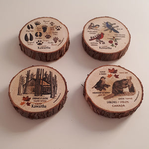 Artisan Wood Magnets