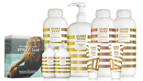 james read spray tan luxury pippa o'connor rainforest spa callan and co