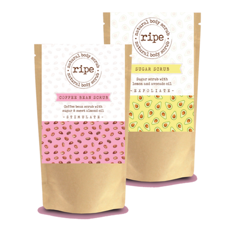 ripe roz purcell coffee lemon natural skincare