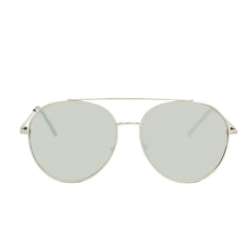 distinctdistribution - San Lucas - Classic Aviator - Silver Mirrored  - DistinctDistribution - Accessories