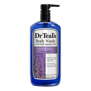 Dr Teal's Body Wash  - Lavender 710ml