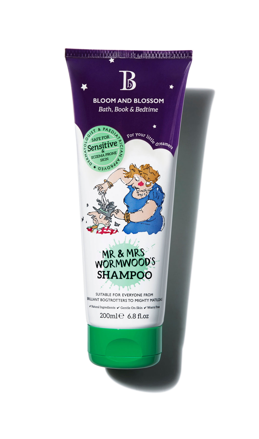 Distinct Distribution Bloom & Blossom Mr & Mrs Wormwood's Shampoo