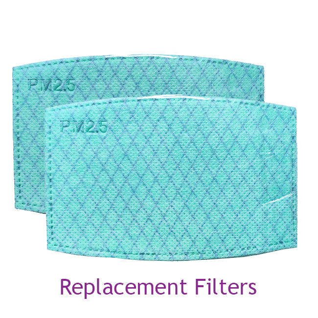 KN95 Replacement Filters