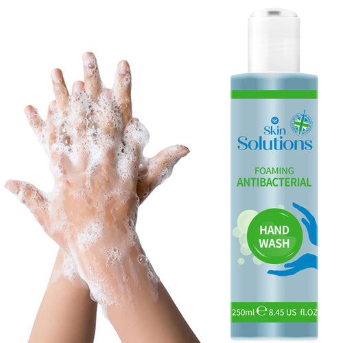250ml Skin Solutions Antibacterial Hand Wash