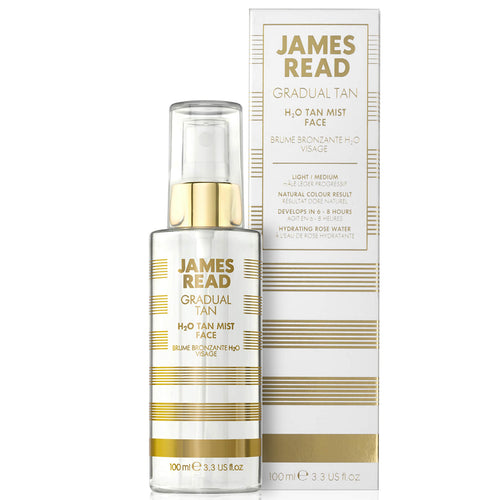 James Read - H2O Tan Mist Face - DistinctDistribution - Tanning