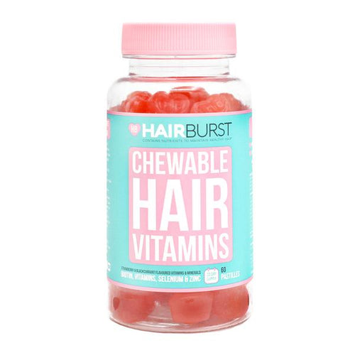 Hairburst Distinct Distribution Ireland Europe Hairburst Chewable Hair Vitamins (1 Month Supply)