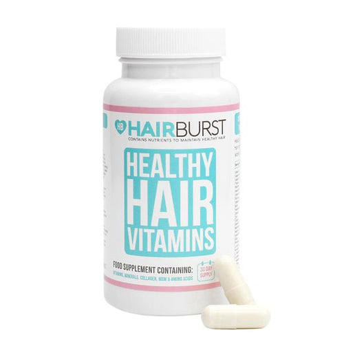 Hairburst Distinct Distribution Ireland Europe Hairburst Hair Vitamins (1 Month Supply)