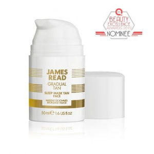 James Read - Sleep Mask Tan Face  (Overnight) - DistinctDistribution - Tanning
