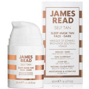 distinctdistribution - Sleep Mask Tan Face Go Darker (Overnight) - DistinctDistribution - Beauty