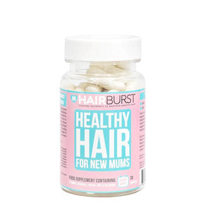 Hairburst Distinct Distribution Ireland Europe For New Moms (1 Month Supply)
