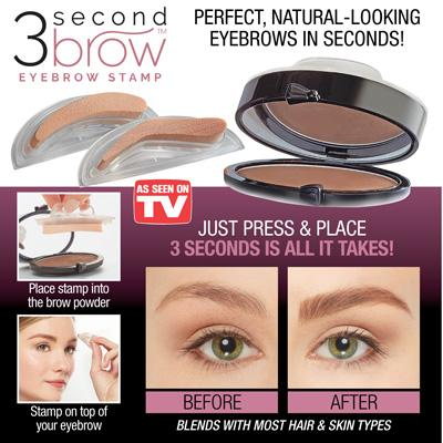 3 Second Eye Brow (FREE SHIPPING Cash-on-Delivery)