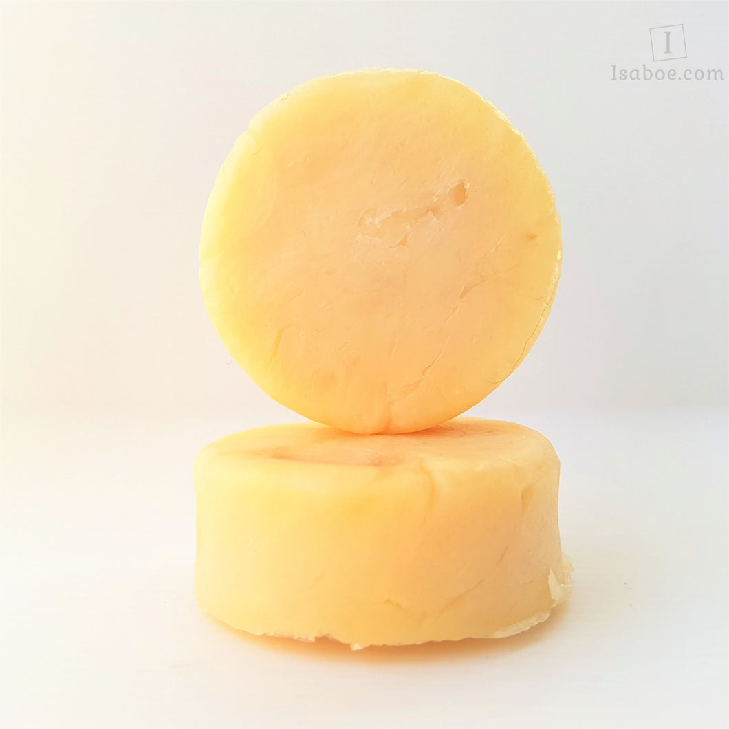 Leather & Oudh Shaving Soap