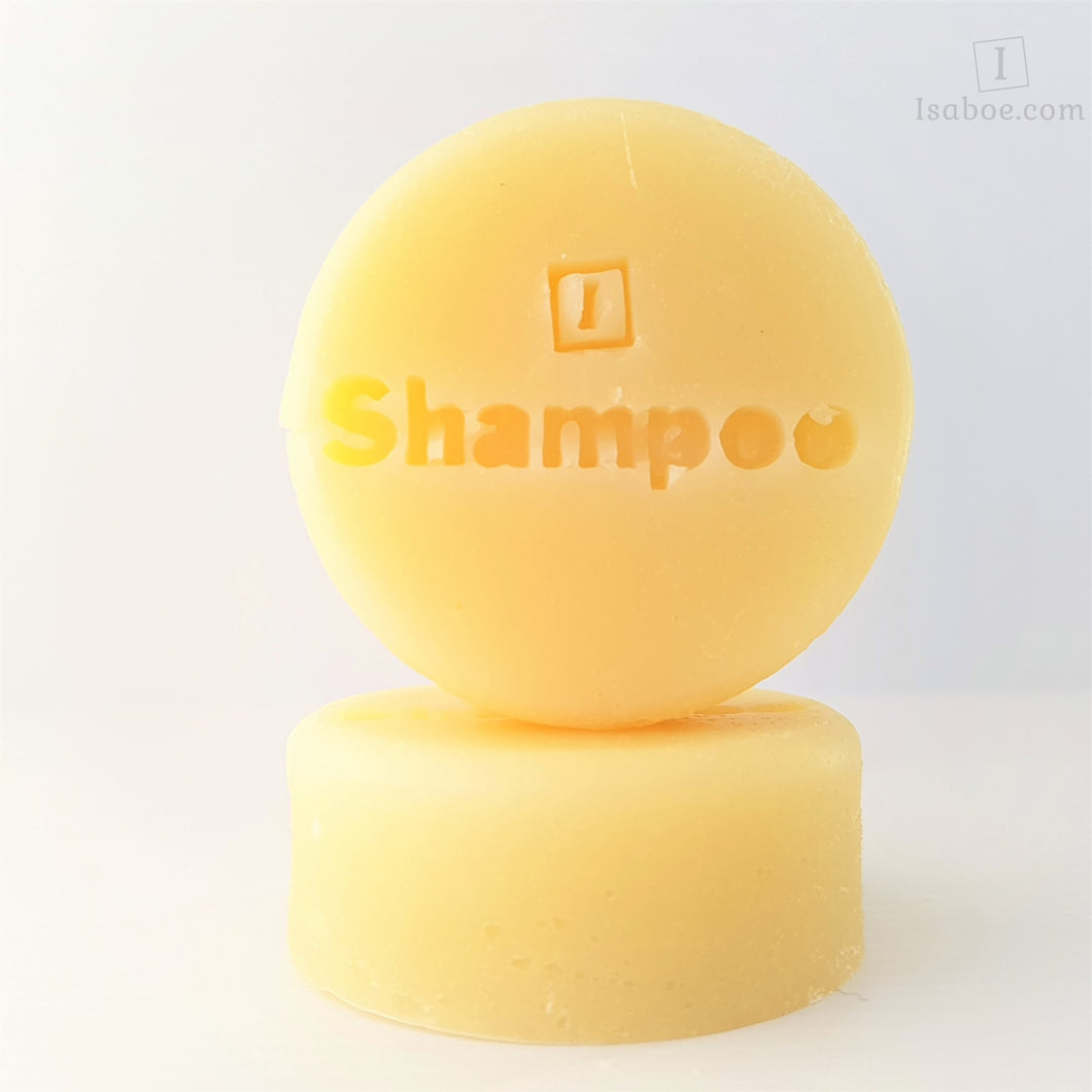 Avocado and Lemongrass Shampoo Bar