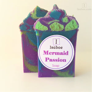 Mermaid Passion Soap