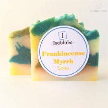 Load image into Gallery viewer, Frankincense Myrrh Soap