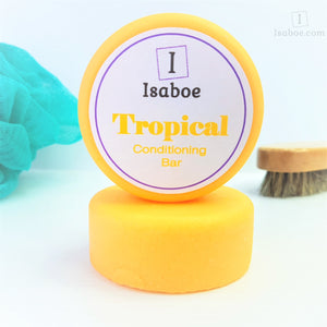 Tropical Hair Conditioning Bar,Conditioning Bars,Isaboe,Gift Creations.
