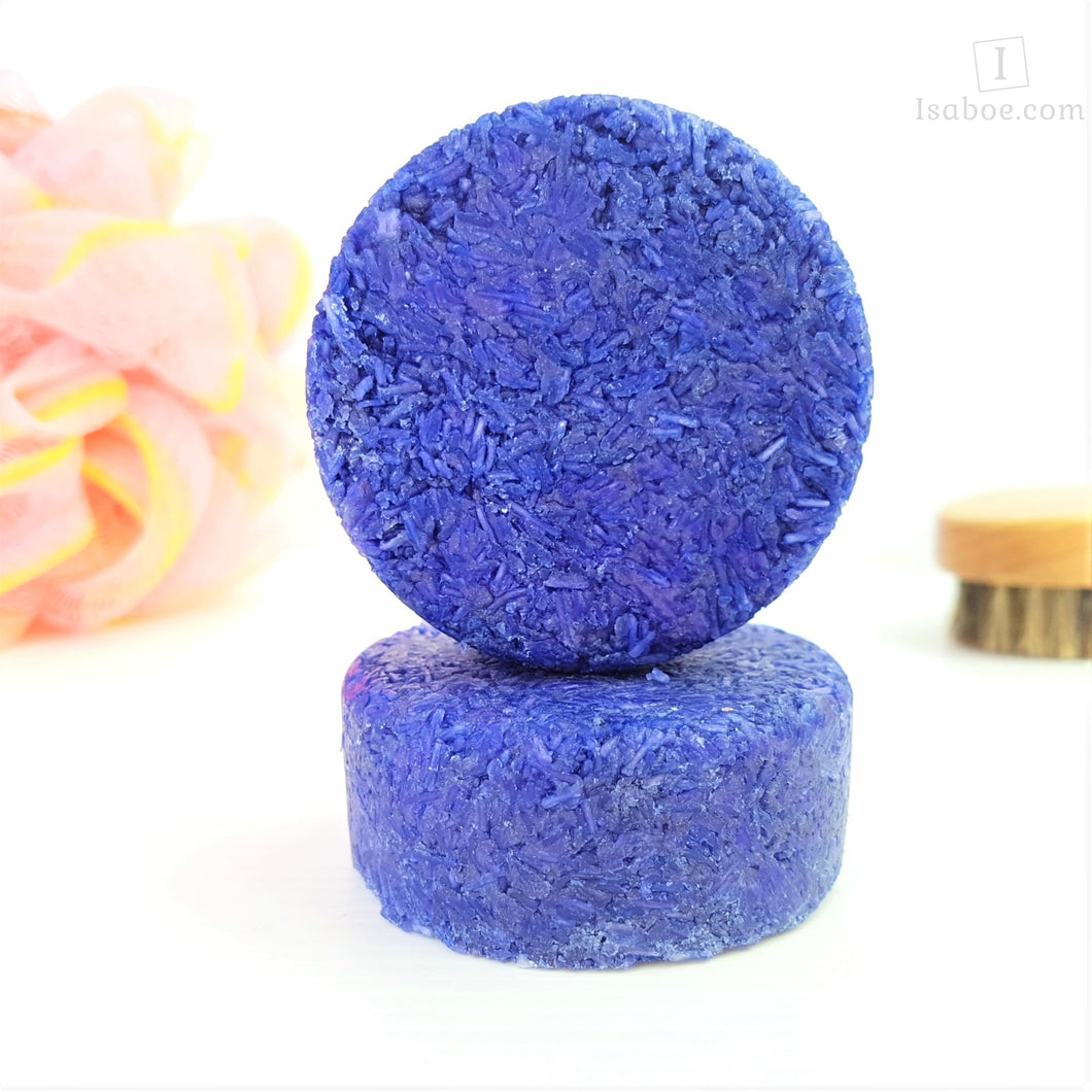 Purple No Soap Shampoo Bar,Shampoo Bar,Isaboe,Gift Creations.