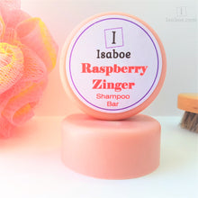 Load image into Gallery viewer, Raspberry Zinger Shampoo Bar,Shampoo Bar,Isaboe,Gift Creations.