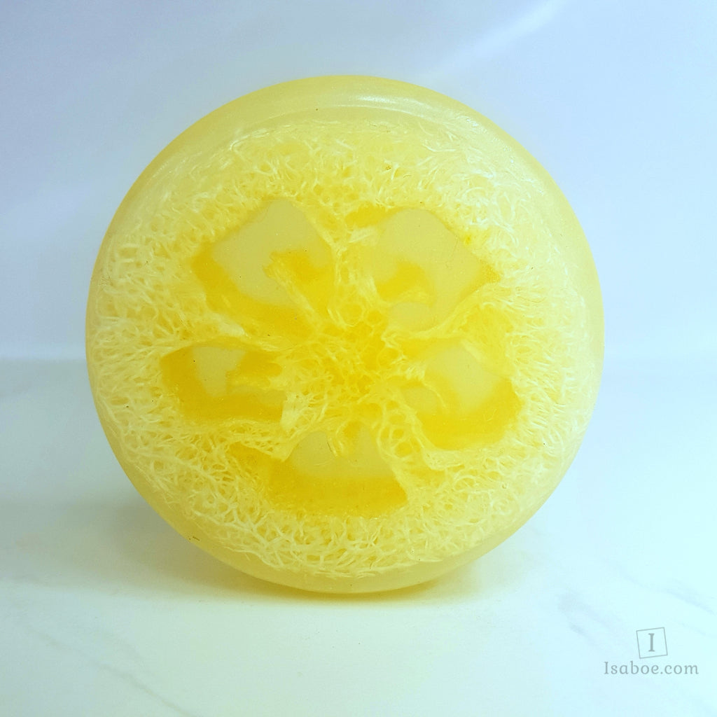 Golden Manuka Honey Loofah Soap - Cleanse, Nourish and Scrub,Soap,Isaboe,Gift Creations.