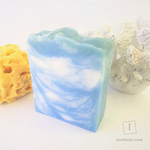 Sea Foam Soap,Soap,Isabloke,Gift Creations.