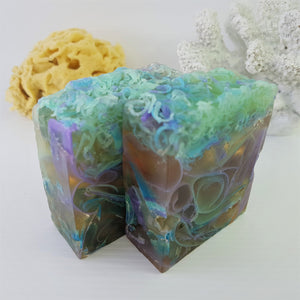Mermaid Wisps Soap,,Isaboe,Gift Creations.