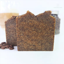 Load image into Gallery viewer, Cappuccino (Goats Milk & Coffee) Soap - Gardeners Soap,Soap,Isaboe,Gift Creations.