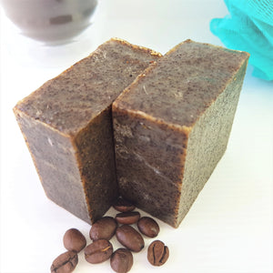 Coffee Scrub Soap - Great for Mechanics, Gardeners & People who love to Fish,Soap,Isaboe,Gift Creations.