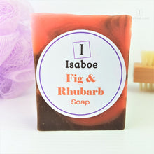 Load image into Gallery viewer, Fig & Rhubarb Soap- Limited Addition,Soap,Isaboe,Gift Creations.