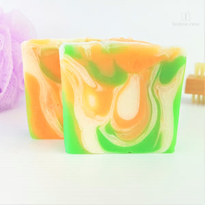 Kumquat Dream,Soap,Isaboe,Gift Creations.