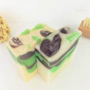 Coconut & Lime Soap,Soap,Isaboe,Gift Creations.