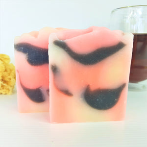 Lychee & Black Tea Soap,Soap,Isaboe,Gift Creations.