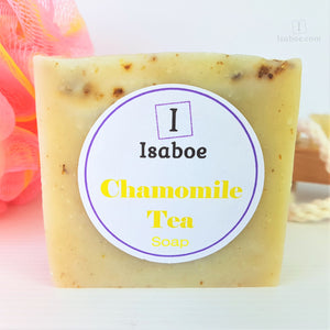 Chamomile Tea Soap & Facial Bar,Soap,Isaboe,Gift Creations.