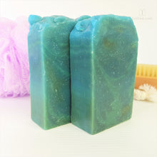 Load image into Gallery viewer, Blue Bubble Gum Soap,Soap,Isaboe,Gift Creations.