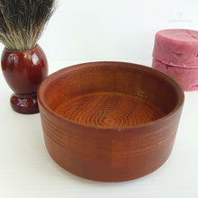 Load image into Gallery viewer, Wooden Brush and Bowl Shaving set,Shaving Set,Isabloke,Gift Creations.