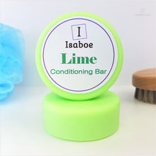 Load image into Gallery viewer, LIme Hair Conditioning Bar,Conditioning Bars,Isaboe,Gift Creations.