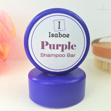 Load image into Gallery viewer, Purple Shampoo Bar,Shampoo Bar,Isaboe,Gift Creations.