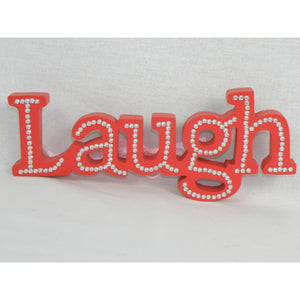 Glammed up Laugh,,Gift Creations,Gift Creations.
