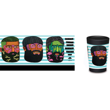 Load image into Gallery viewer, Eco-friendly Take Away Coffee Cup - Beards,,Gift Creatons,Gift Creations.