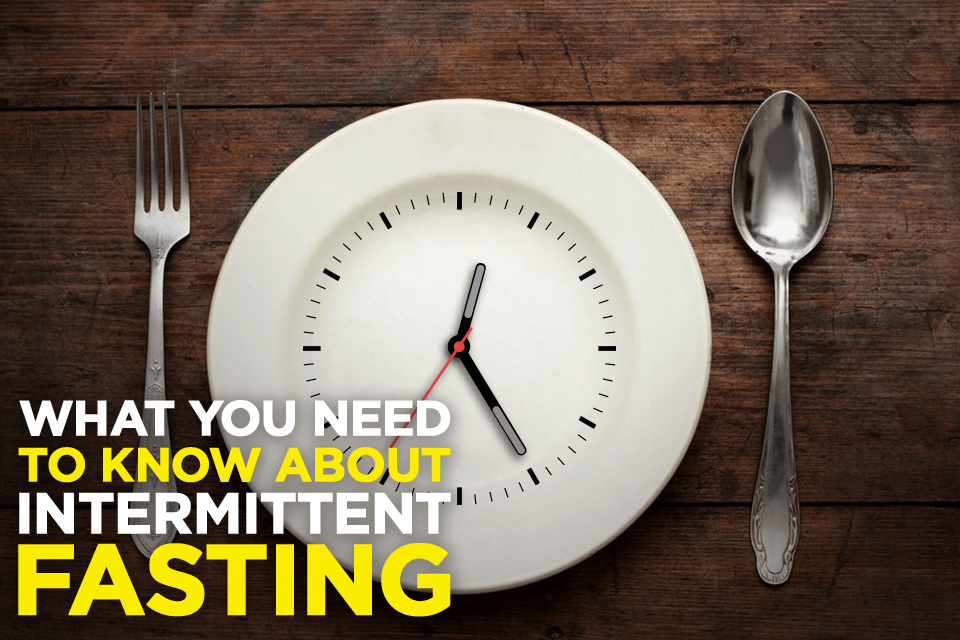 Intermittent Fasting...Is it Right for You?