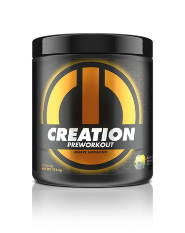 CREATION Pre-Workout