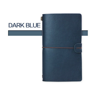 A6 Travellers Companion Notebook - Customizable Planner